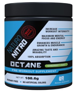 Naturo Nitro Pre Workout Octane Review