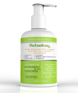 Retseliney Best Acne Face Wash & Oil Control