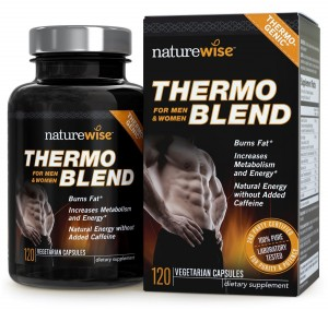 NatureWise Thermo Blend Advanced Thermogenic Fat Burner