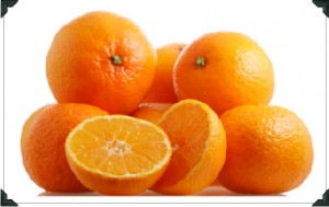 delicious sweet Oranges