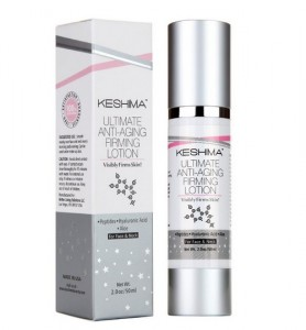 KESHIMA Face & Neck Firming Cream