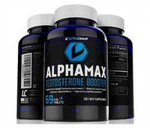 Alphamax Testosterone Booster