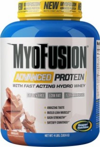 Gaspari Nutrition Myofusion Advanced Protein