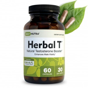 Daily Nutra Herbal-T Natural Testosterone Booster