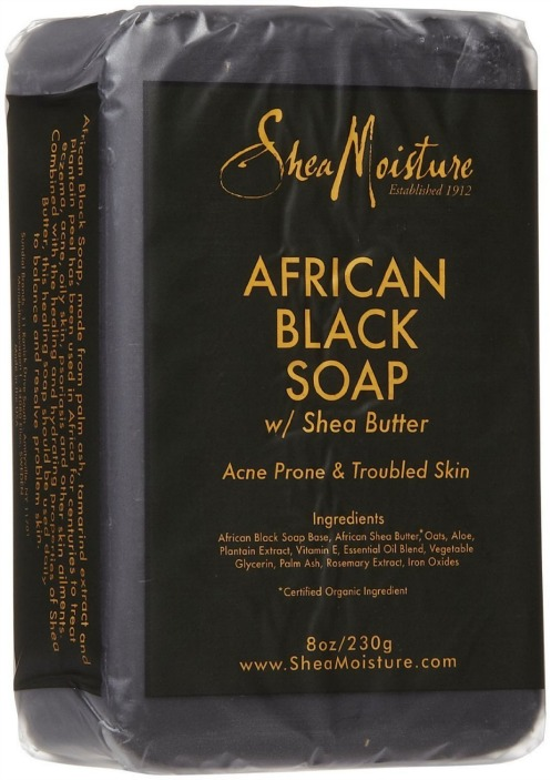 Shea Moisture African Black Soap Reviews