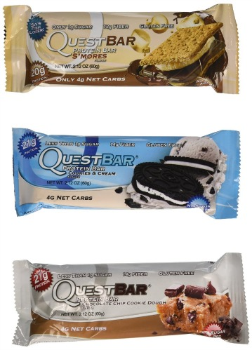 Best And Healthiest Protein Bars