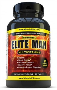 Elite Man Multivitamins for Men Review