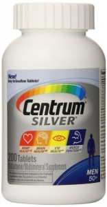 Centrum Silver Multivitamin Review