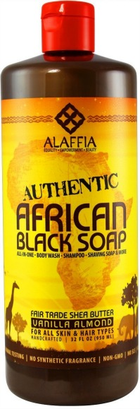 Alaffia - Authentic African Black Soap