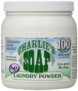 "Charlie's Soap ""Laundry Powder"""