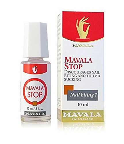 Mavala Stop - The Cure for Nail Biting and Thumb Sucking