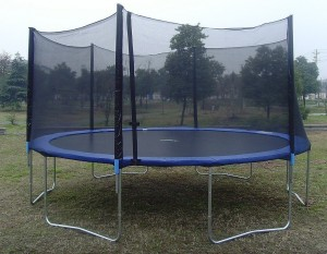 ExacMe 15-Feet Round Trampoline Review