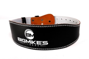 Big Mike's Fitness Weight Lifting Belt