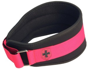 Harbinger 23207-P Women's Foam Core Lifting Belt