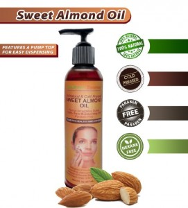Sweet Almond Oil Benefits for Skin