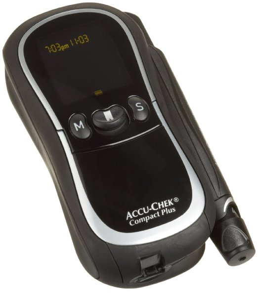 Accu-Chek Compact plus Glucose Meter Review