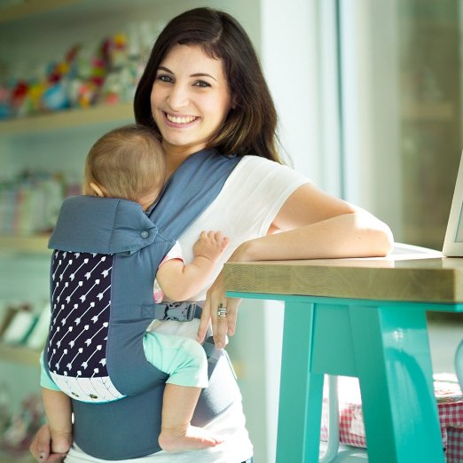 Gemini Performance Baby Carrier by Beco
