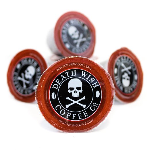 Death Wish Coffee Single Serve Capsules