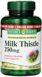 Nature's Bounty Value Size Milk Thistle Review