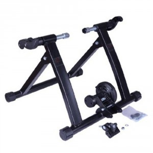 Soozier Magnetic Resistance Cycling Indoor Bike Trainer