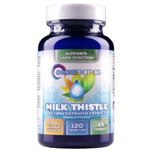 Strongest Milk Thistle Supplement from OmniBiotics