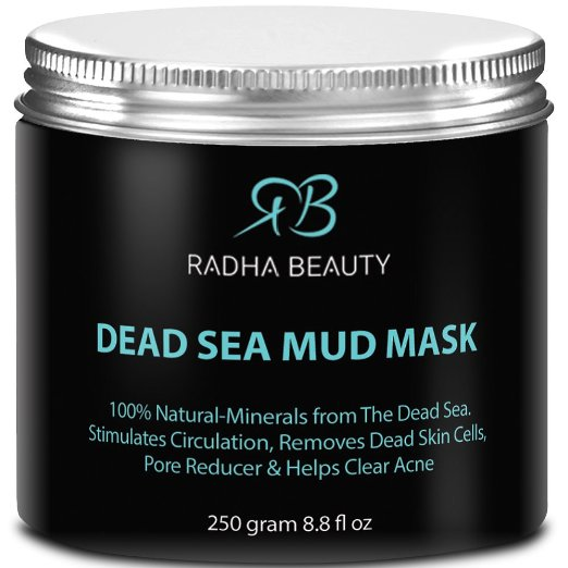 Radha Beauty Dead Sea Mud Mask Review