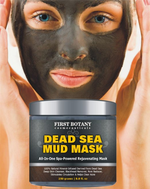 First Botany Cosmeceuticals Dead Sea Mud Mask
