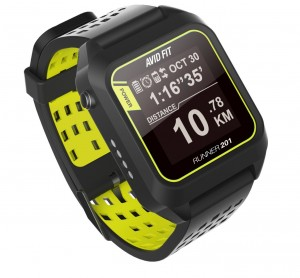 Avid Fit Runner 201 Bluetooth GPS Running Watch