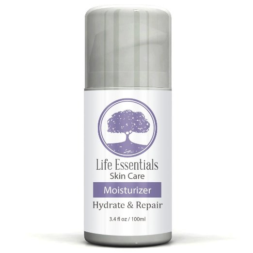 Life Essentials Skin Care Best Facial Moisturizer