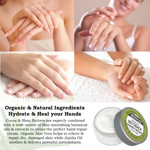 Best Hand Creams for Dry Cracked Hands