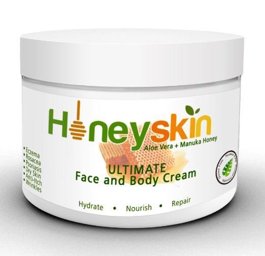 Honeyskin Organics Moisturizer Cream Reviews