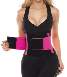 Camellias Women's Waist Trainer Belt
