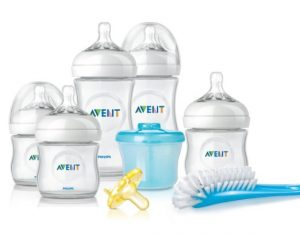 Philips Avent BPA Free Natural Infant Feeding Set