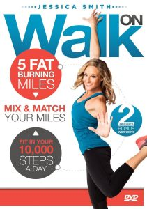 10,000 Steps Weight Loss Walking Exercise DVD