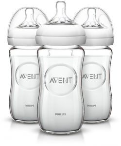 Philips Avent Natural Glass Bottle