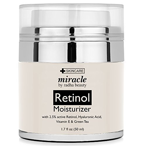 Radha Beauty Retinol Moisturizer Cream for Face
