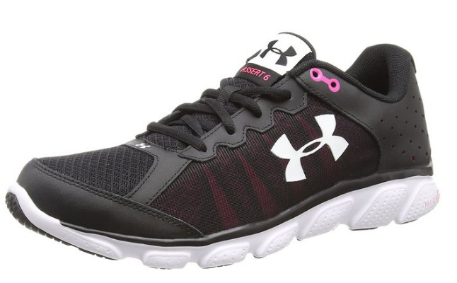 Under Armour Women's Micro G Assert 6 Review