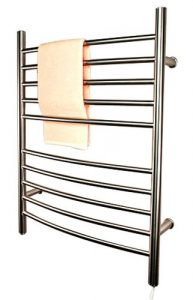 Amba RWP-CB Radiant Plug-In Curved Towel Warmer