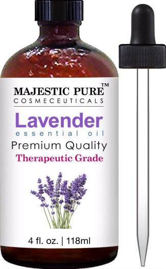 Majestic Pure Lavender Essential Oil Review