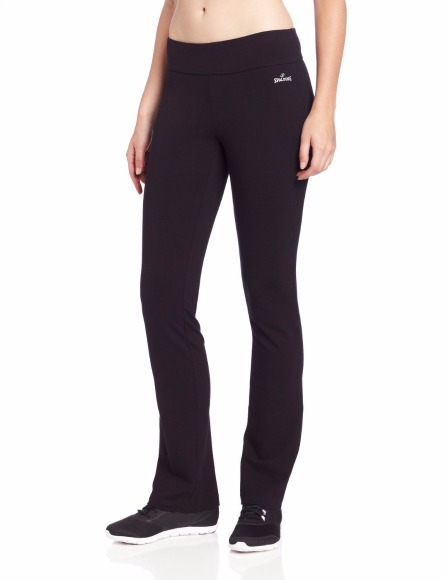 Spalding Women's Slim-Fit Yoga Pant