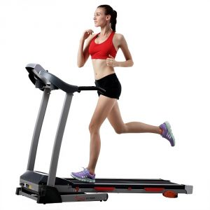 Sunny Health and Fitness SF-T4400 Treadmill Review