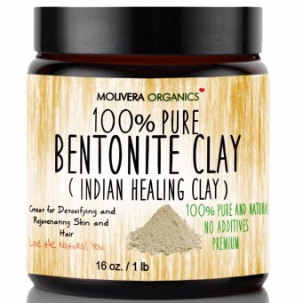 Molivera Organics Bentonite Clay