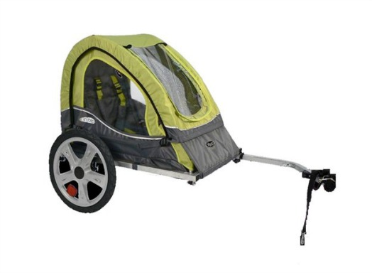 InStep Sync Single Bicycle Trailer Review