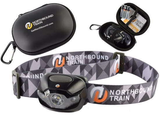 Northbound Train Bright LED Headlamp Review