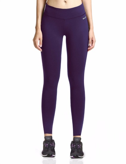Baleaf Women's Ankle Legging Inner Pocket