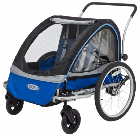 InStep Rocket 11 Bicycle Trailer Review
