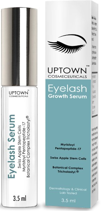 Uptown Cosmeceuticals Eyelash Growth Serum Reviews