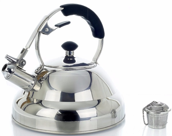 Willow & Everett Surgical Stainless Steel Tea Kettle Review