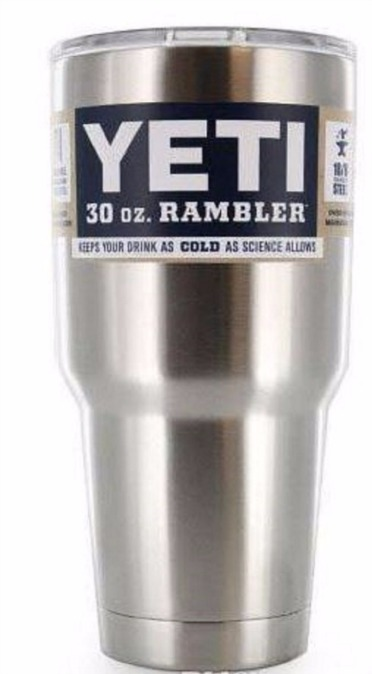 Yeti Rambler Tumbler with Lid Review