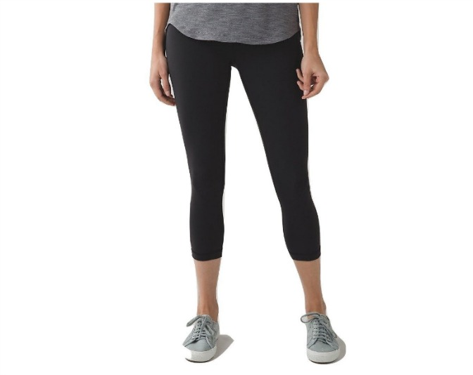 Lululemon Wunder Under Crop III Yoga Pants